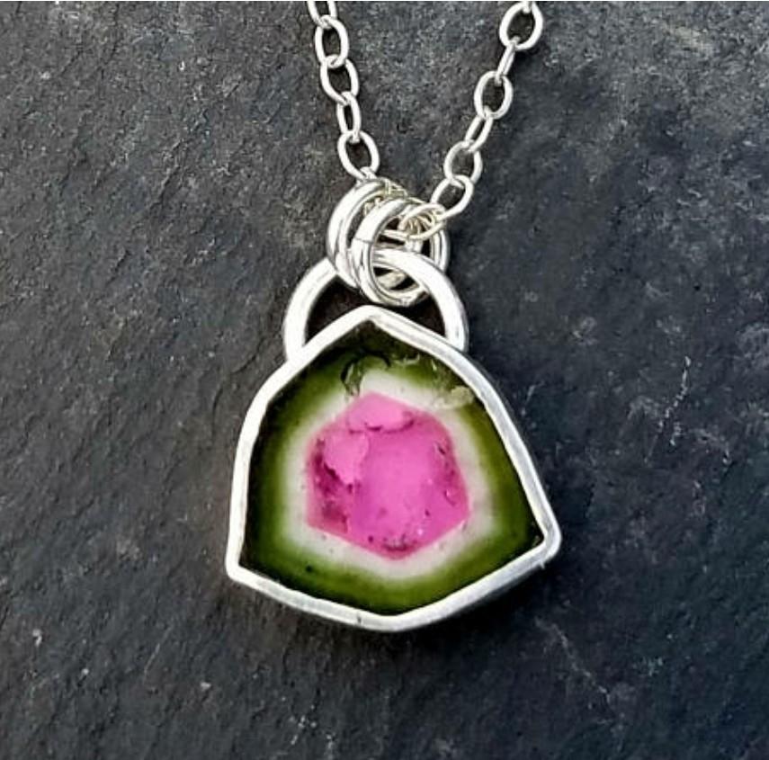 Yummy watermelon tourmaline, 3 - emmybeanjewelry | ello