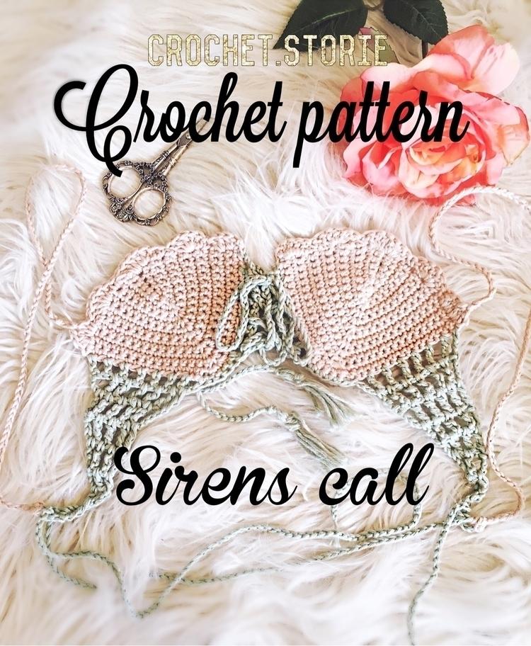 crochet pattern release - crochetstorie | ello
