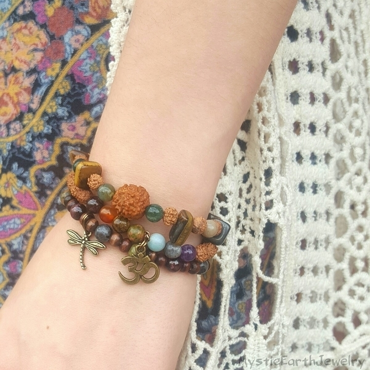 Cute boho bracelet stack shop $ - mysticearth | ello
