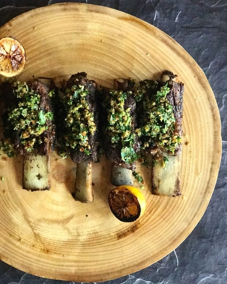 Slow Roasted Short Ribs + Gremo - masappetit | ello