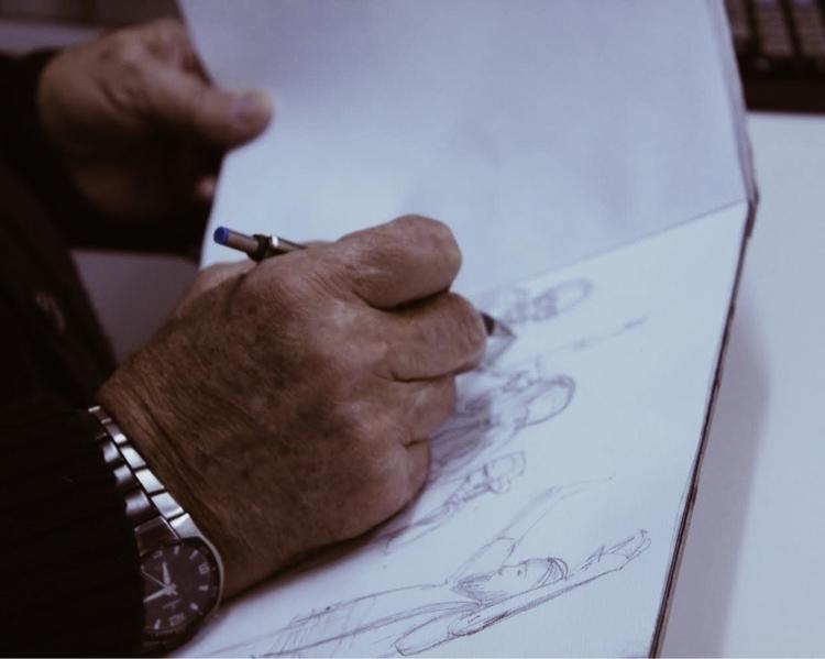 hand, sketch, sketchnote, draw - laotradai | ello