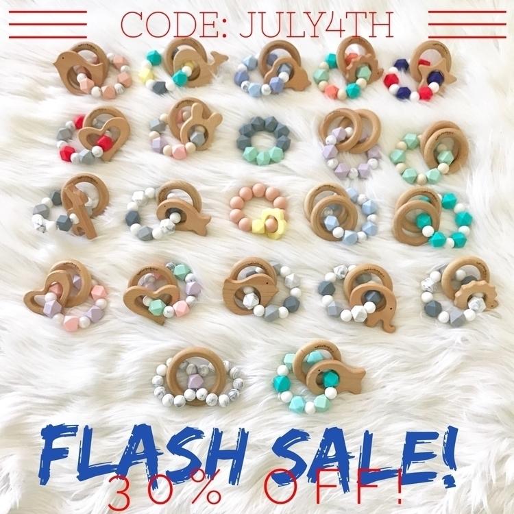 JULY 4TH 30% FLASH SALE Happy J - hellobabyla | ello