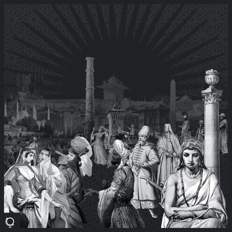 Collage people places Gérard de - antipodes | ello