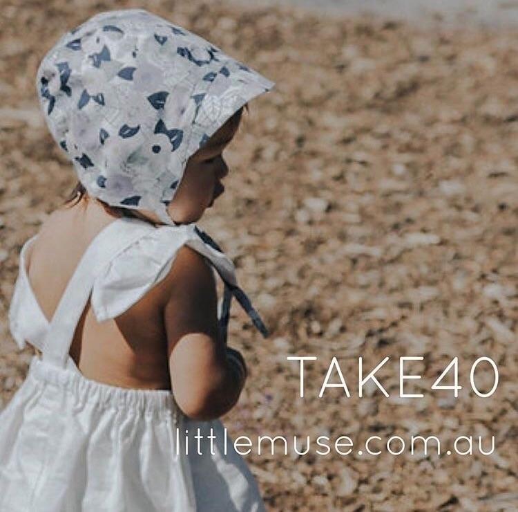 40% Elizabeth bonnets store cod - littlemuse | ello