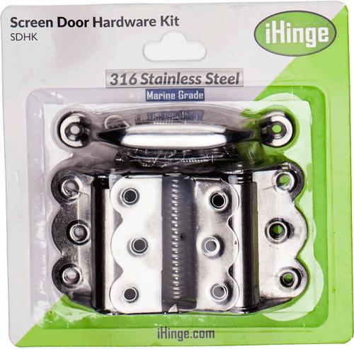 Shop screen door hardware 100%  - ihinge | ello