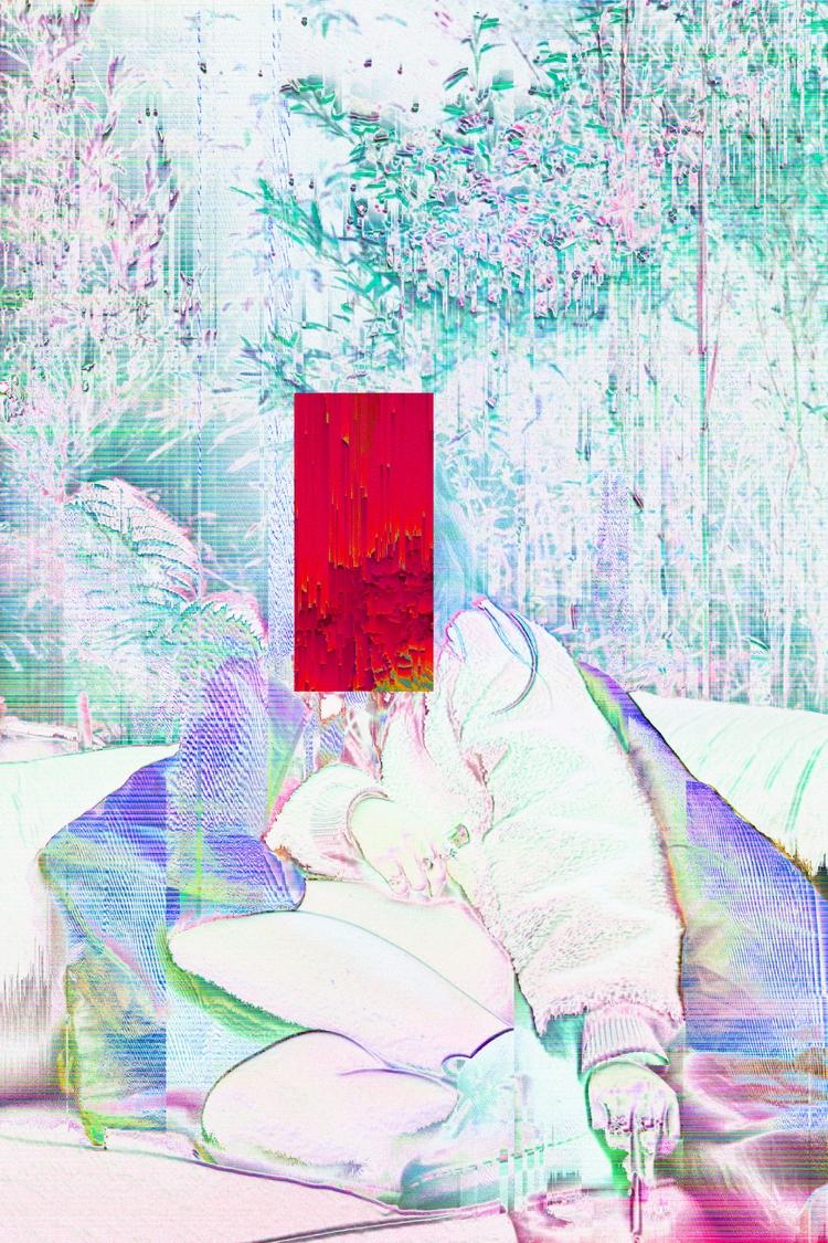 Portrait experimentation colour - errornes | ello