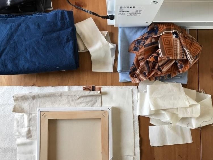 palette pieces. ready BAM ARTSF - sdevans | ello