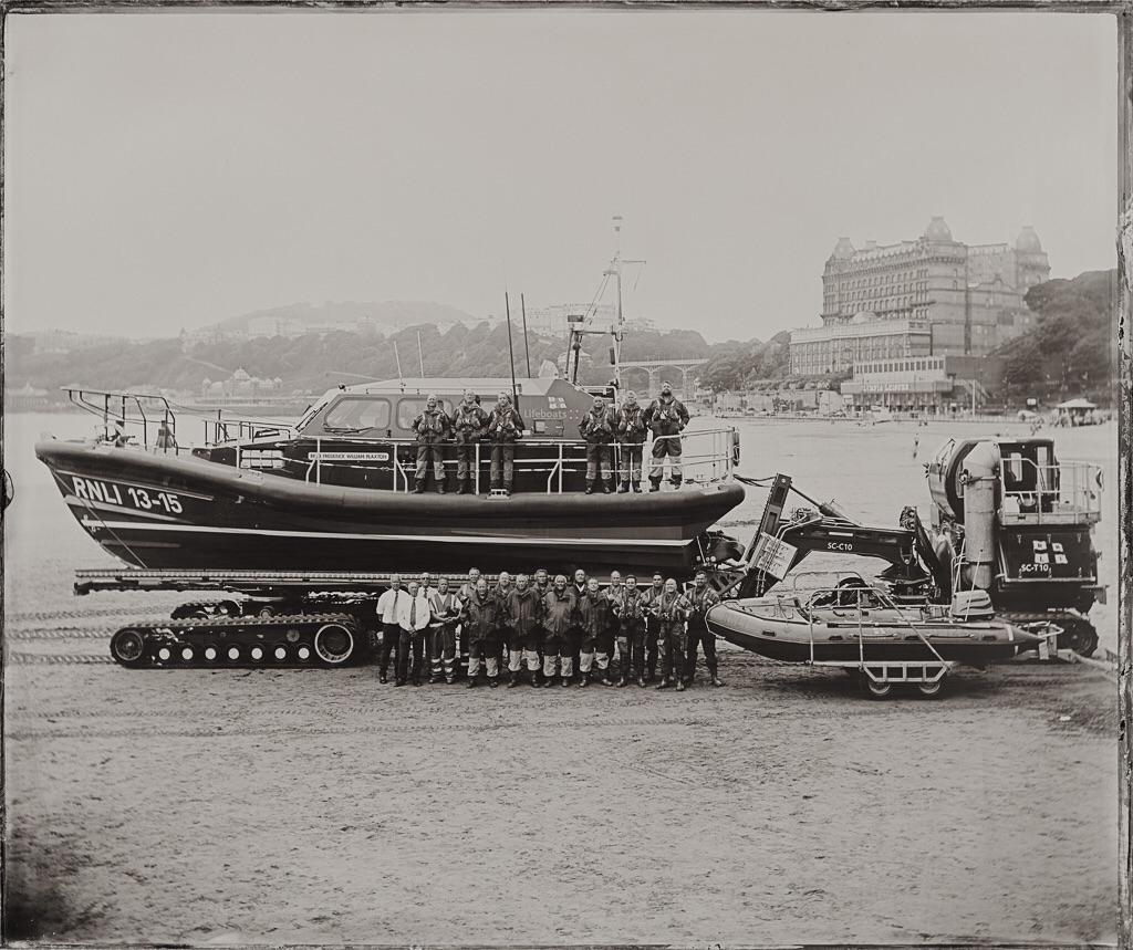 Scarborough RNLI Lifeboat Volun - jacklowe | ello