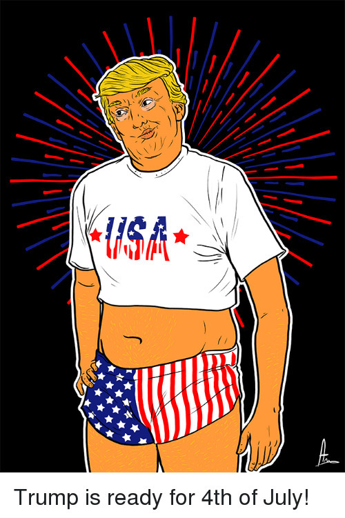 ImpeachTrump, NotMyPresident - robogiggles | ello