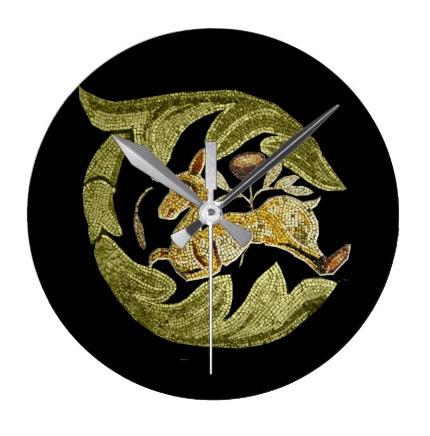 Byzantine Antelope Clock - elomelo | ello