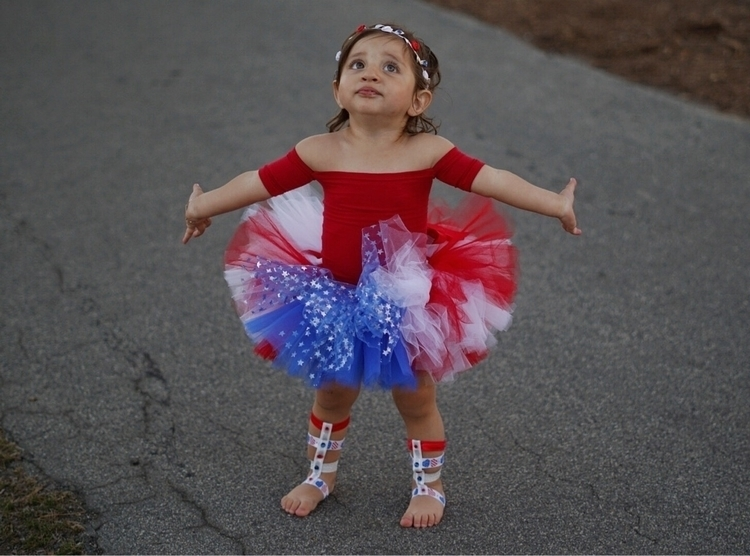 Happy 4th July  - happy4th, Godblessamerica - babyhannah | ello