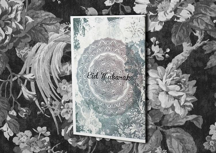 Eid art - artworkcards - vexl33t | ello