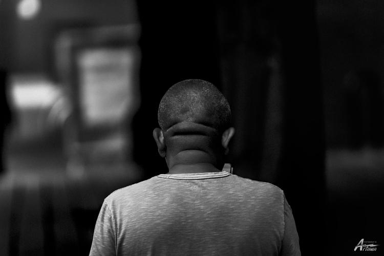 Headshot - artmen | ello