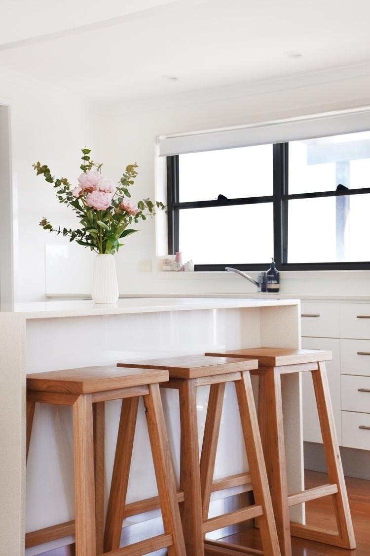 Dani bar stool, range timber op - rawsunshinecoast | ello