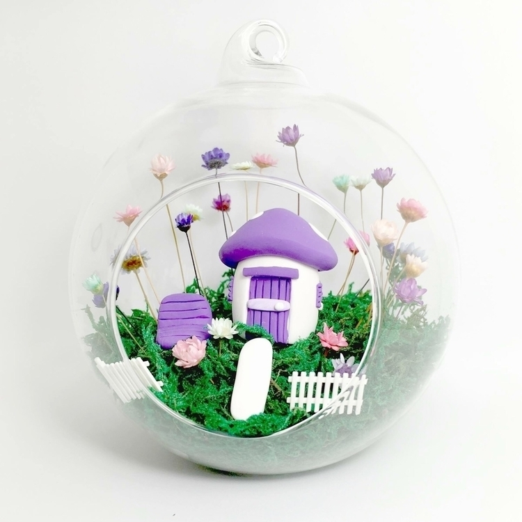 Fairy Bloom set - Purple Cottag - thatlittlenook | ello