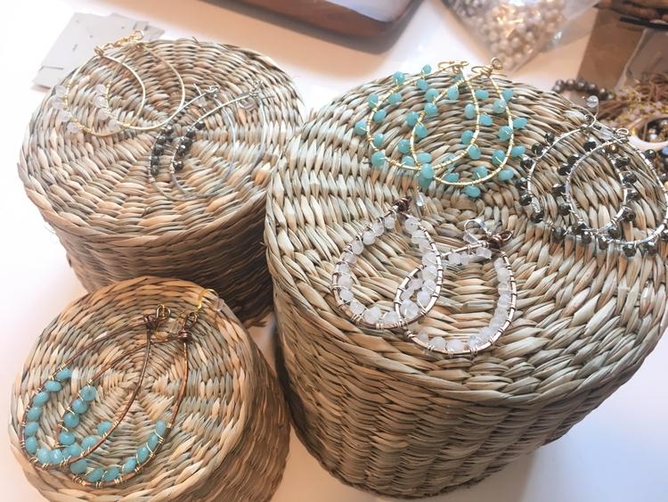 July sale happening 25% earring - jewelrybymmm | ello