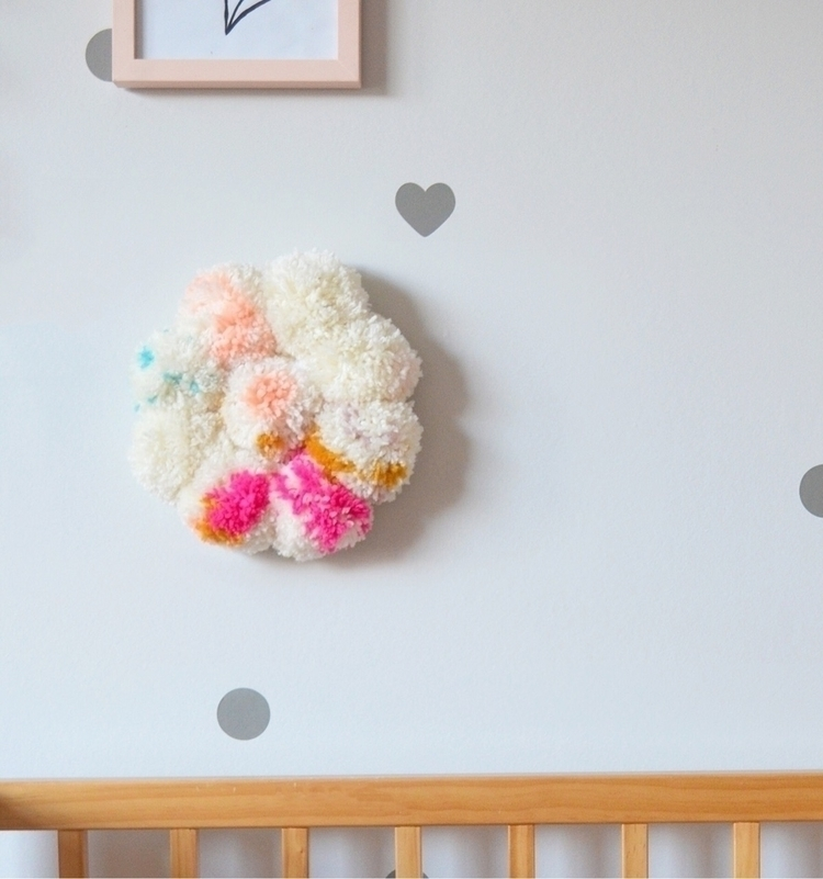 pompom roundie Fluffy ball colo - marsh_mello | ello