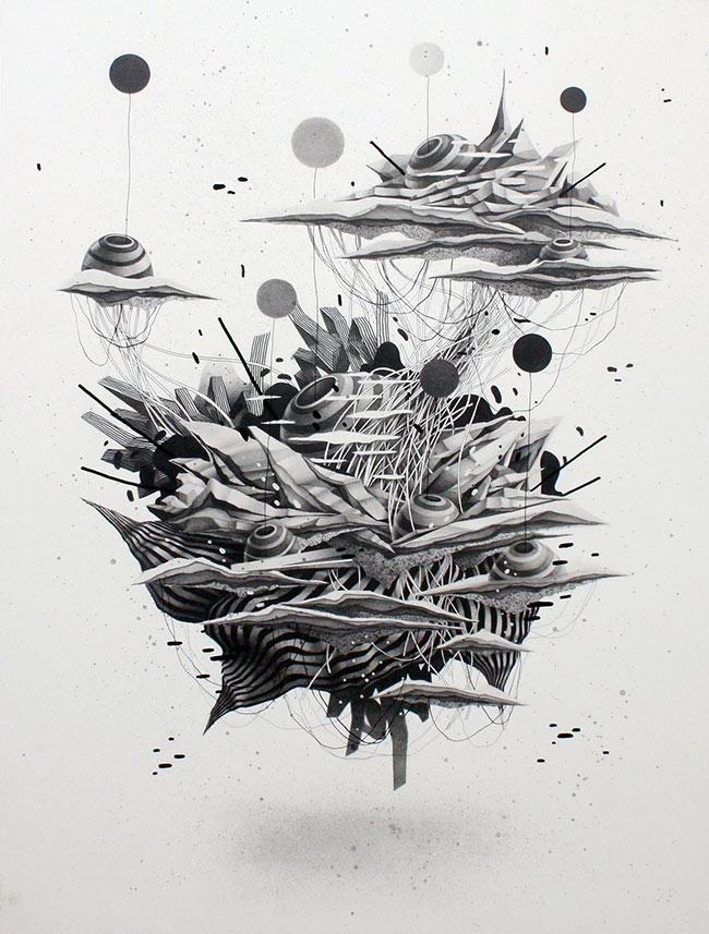 'Untitled 25' Jeremy Nichols - jeremynichols - wowxwow   ello