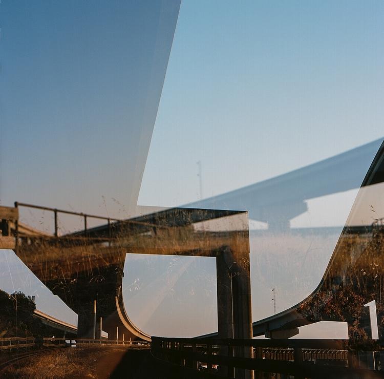 trainyard, westoakland, doubleexposure - teetonka | ello