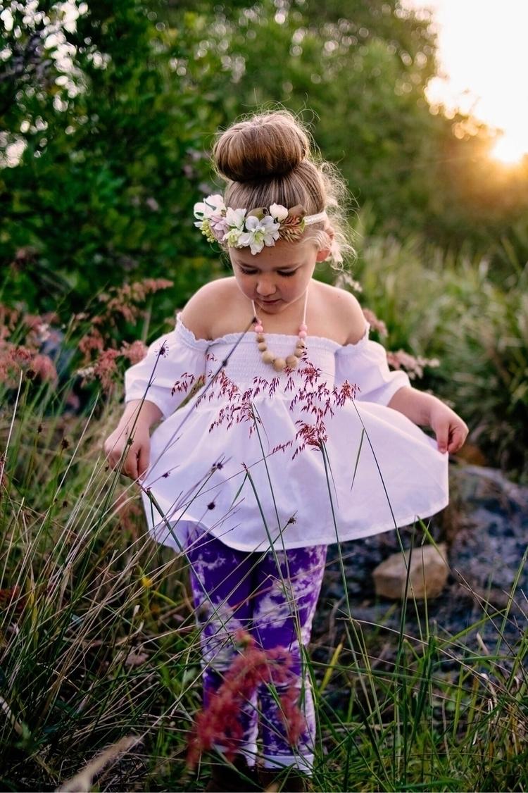Missy Tops kinds colours! white - lilybelleboho | ello