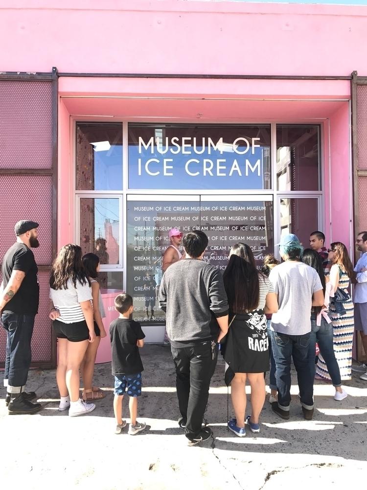 Day Museum Ice Cream Downtown L - tranwills | ello