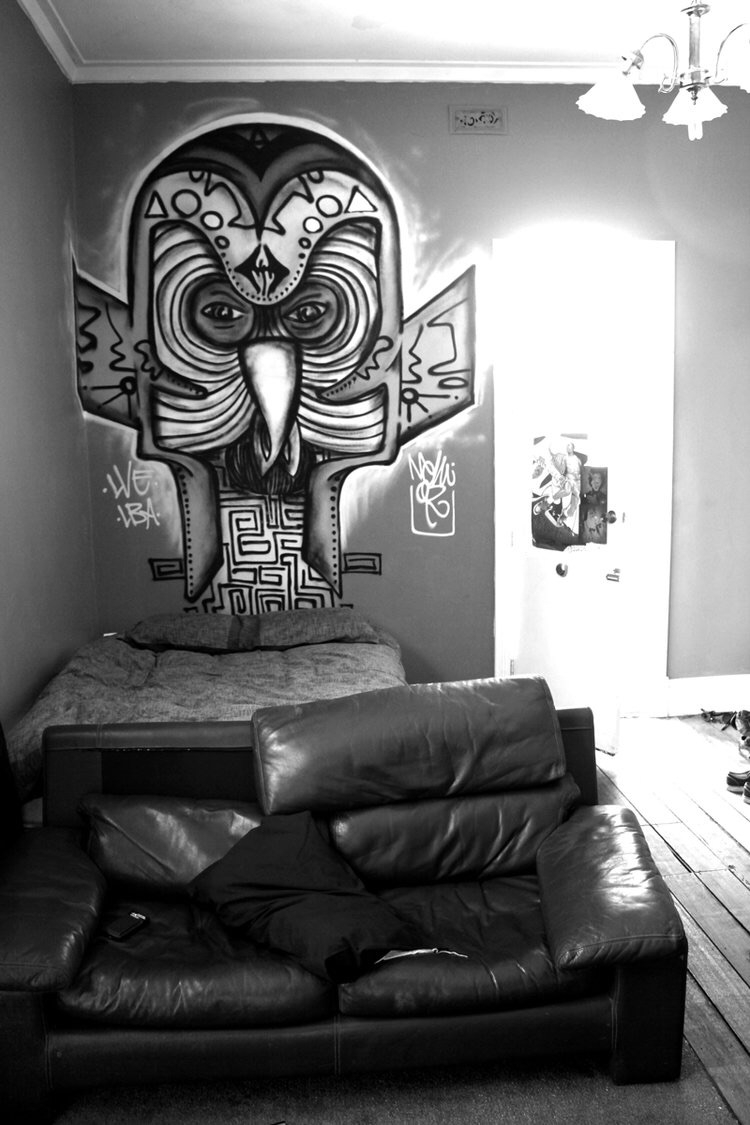 redecorating - mural, wallart, interior - nearnosis | ello