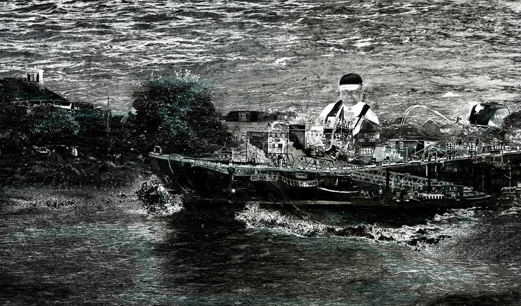 river Thames - bradverts | ello