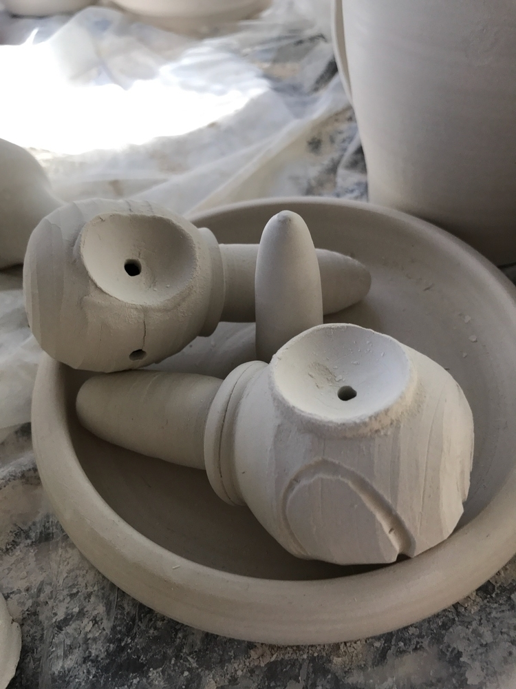 LilPsPottery, swirl, pottery - lilpspottery | ello