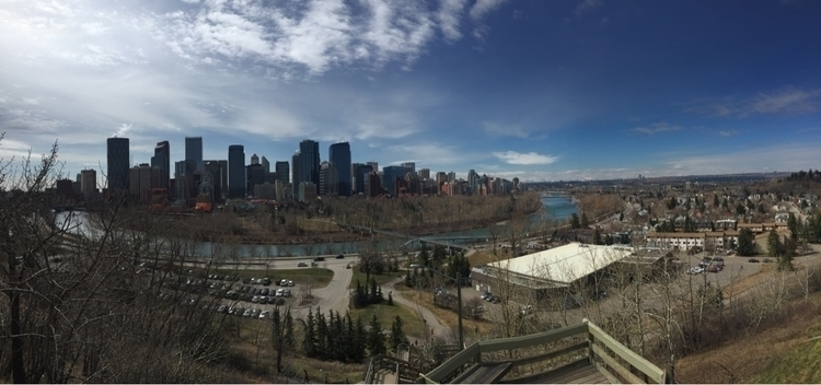 Calgary skyline great Curling C - thlovold | ello