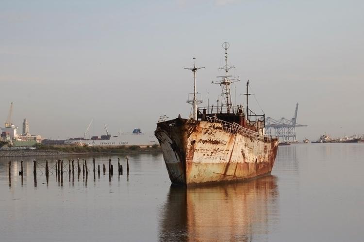 uruguay, montevideo, ship, water - jt_uy | ello