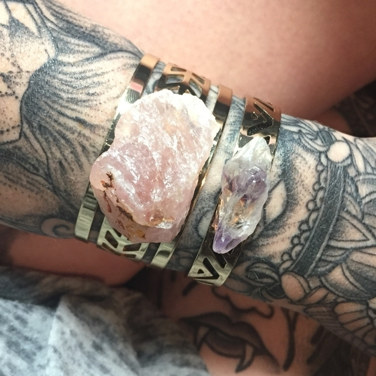 Large small cuffs. shop update  - rustbeltgems | ello