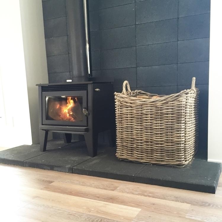 Brr, warming wood burning fire - shannonleighbell | ello