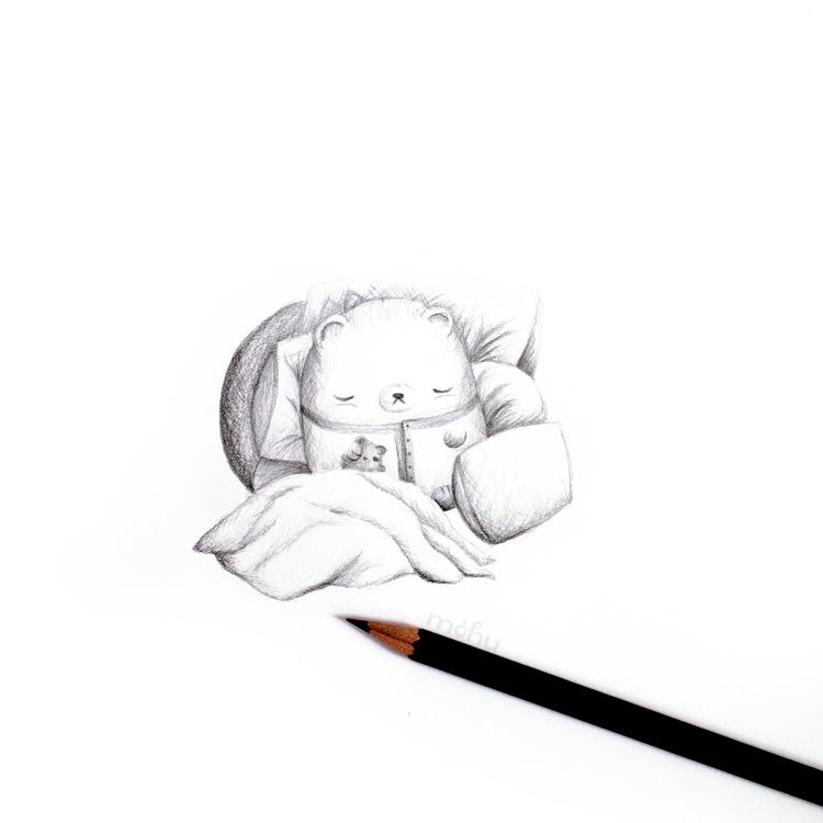 coziest bear - mohu | ello