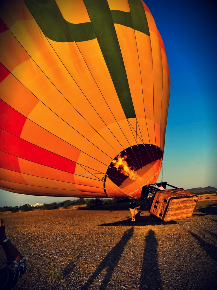 balloon lifting. ready board - jmbowers   ello