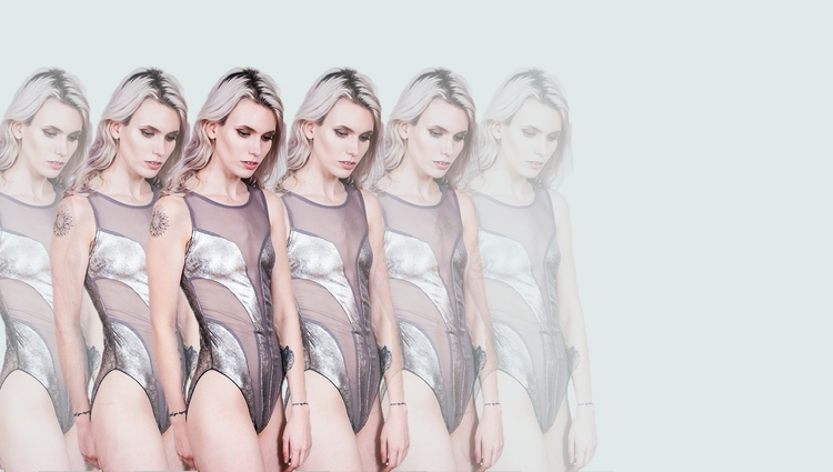 Ray Gun bodysuit - fashion, future - rogueminx | ello