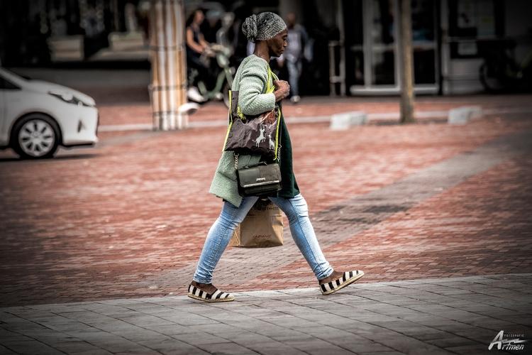 Beautiful Zebra shoes - artmen   ello