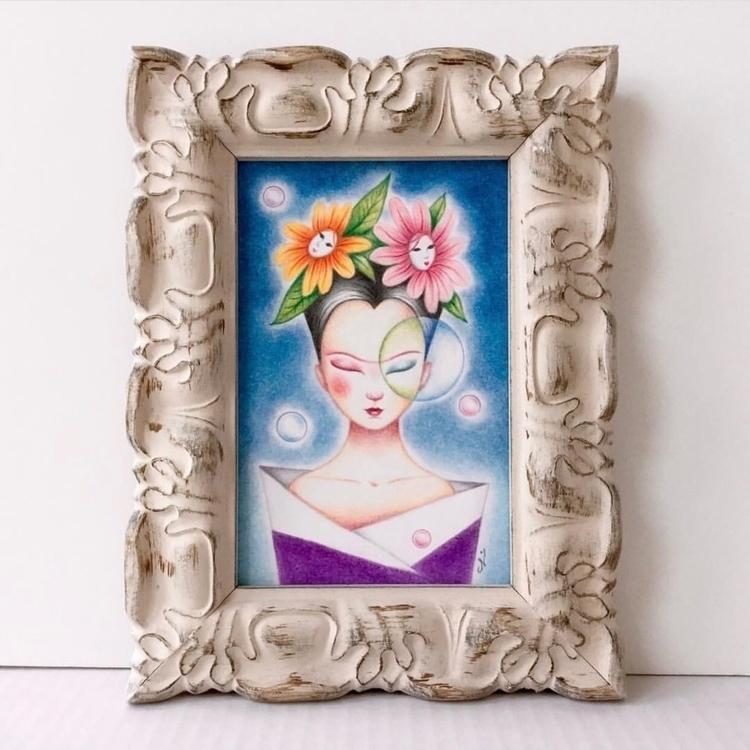 Happy Birthday Ms. Kahlo! inspi - carolinaseth | ello