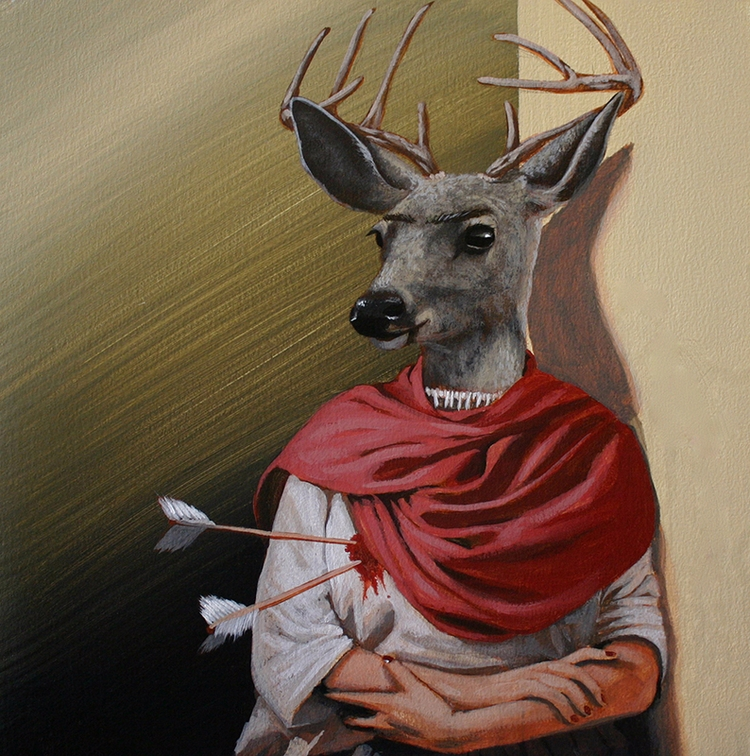 Happy Birthday Wounded Deer, 12 - bowenstuff | ello