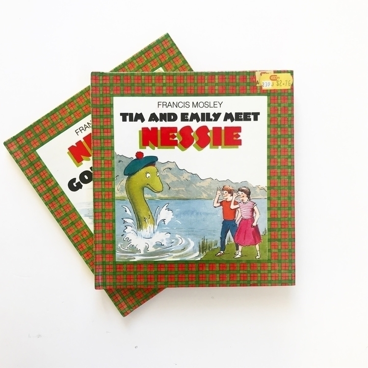 childhood books good Nessie. re - kidsbookswelove | ello