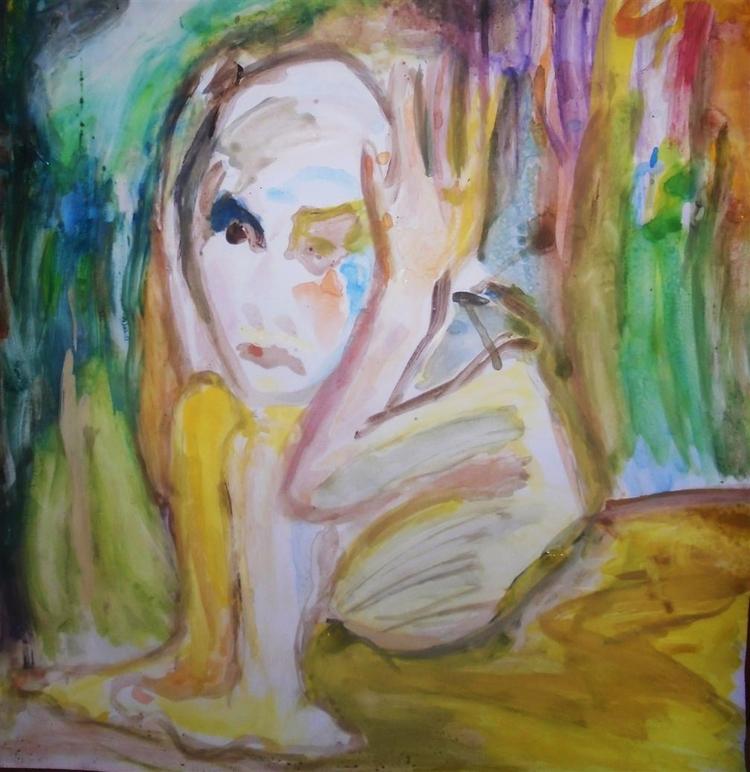 fairytales - painting, art, expressionism - giannisrallis | ello