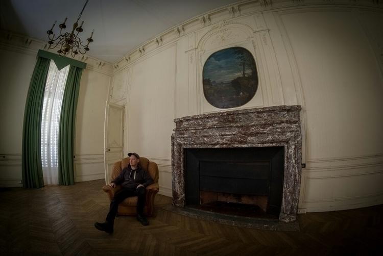 shot. Abandoned château stroma - worldlaidbare | ello