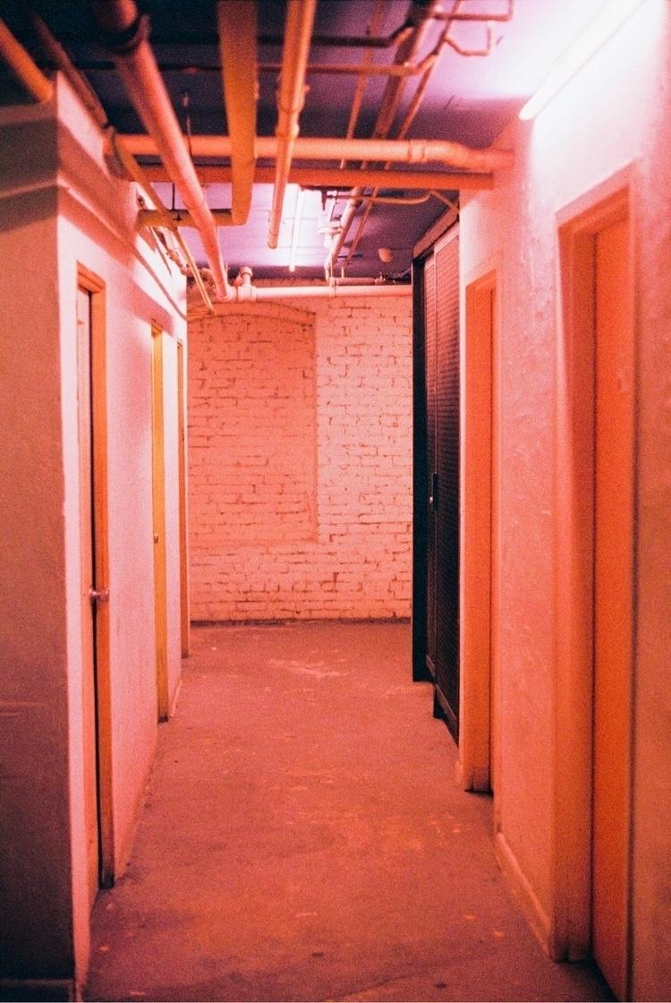 Pink basements - shootfilm, film - brianne-siegel | ello