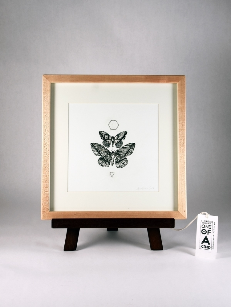 moths, online shop. Check - ink - alexakarabin | ello