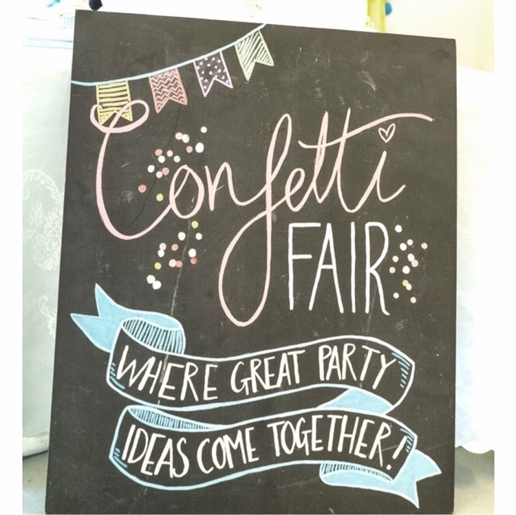 parties, soirees, celebrating - confettifair | ello