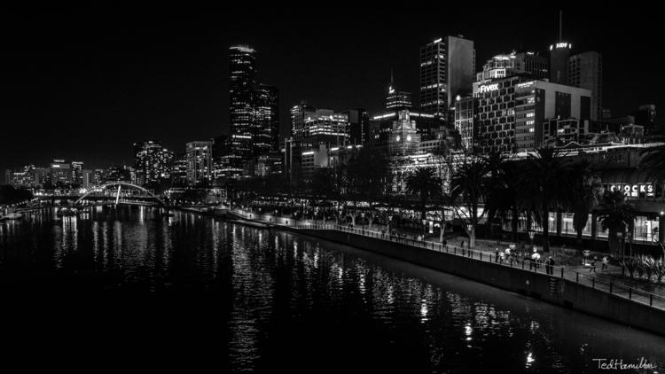 Melbourne Victoria - fujifilm, black - tedhamilton | ello