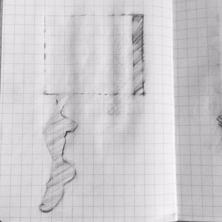 Box - drawing, pencil - thenumber73 | ello