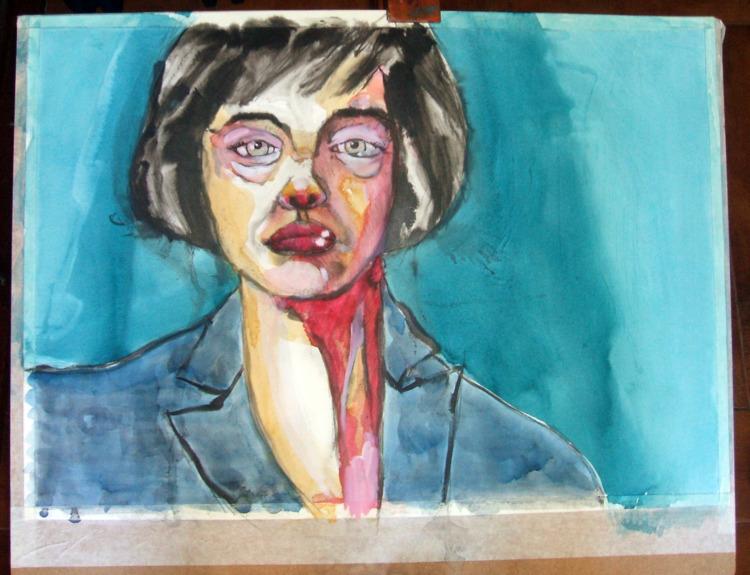 finishing Watercolor Ink - 59x4 - lcs-illustration   ello