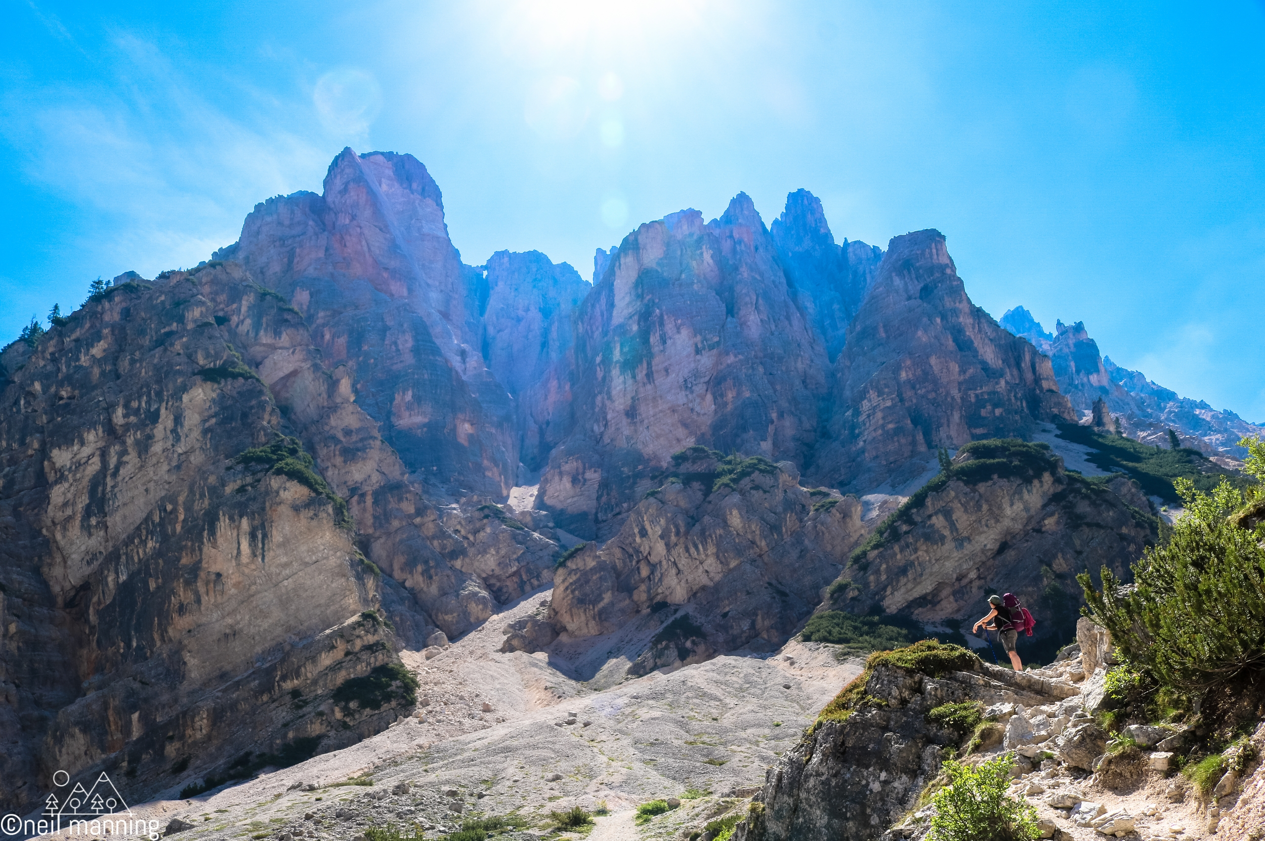 Neil Manning - mountains, dolomiti - the-wooks | ello