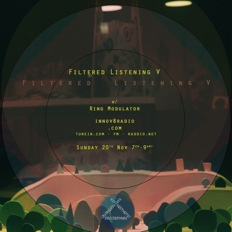 Filtered Listening 5: Innov8 Ra - kin-aesthetic-recordings | ello
