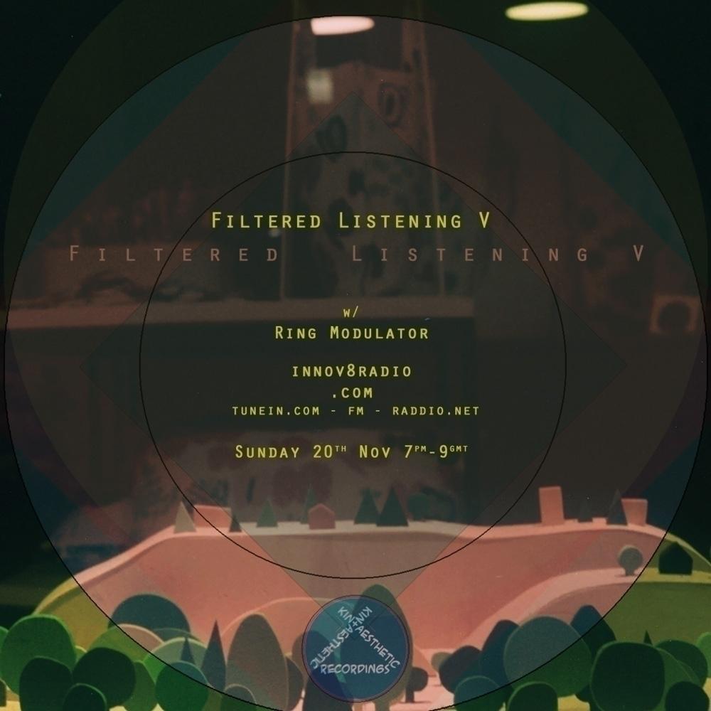Filtered Listening 5: Innov8 Ra - kin-aesthetic-recordings | ello